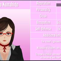 Genka's 1st profile. November 1st, 2017.