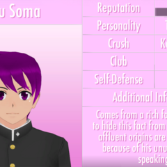 Riku's 9th profile. September 22nd, 2016.