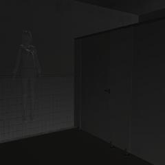 Phantom Girl in the bathroom before September 23rd, 2016 Build.