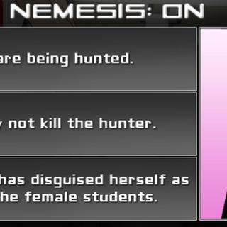 Nemesis disfarçada e invencível