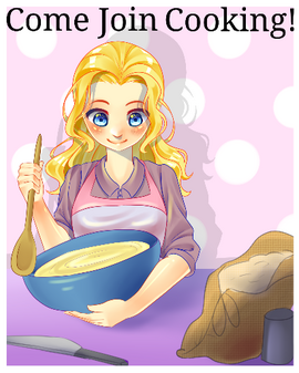 Plakat z Klubu Kulinarnego