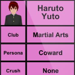 Haruto's 1st profile. April 15th, 2015.