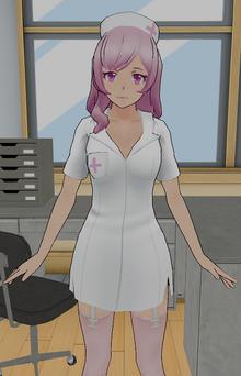 Enfermera suplente 22 de septiembre