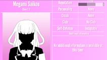 Megami Saikou Profile June 1st 2020
