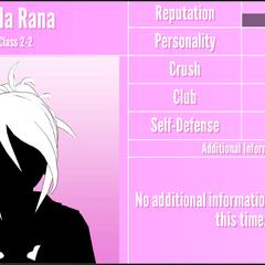 Mida's 3rd silhouette profile. June 1st, 2020.