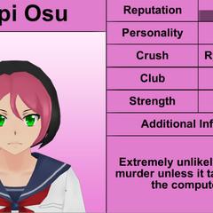 Quinto perfil de Pippi.
