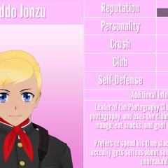 Fureddo's 1st profile. June 1st, 2018.