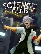 Плакат. Клуб науки