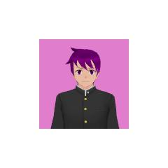 Riku's 3rd portrait.