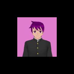Riku's 3rd portrait. August 18, 2015.