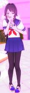 Ayano przy senpaiu 5