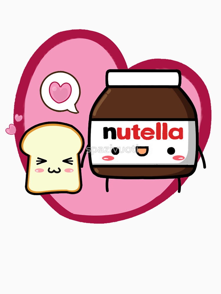 Imagen - Nutella Kawaii.jpg | Wikia Yandere Simulator ...