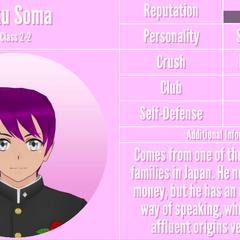 Riku's 12th profile. December 25th, 2018.