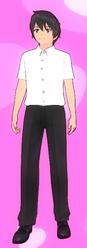 Uniforme Masculino(3)