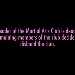 Mensaje al final del día sobre el futuro del club, luego de que Budo muriera.