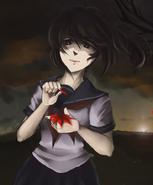 Yandere-chan w The Reason Yandere-chan Lacks Emotions