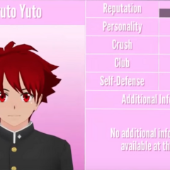 Haruto's 12th profile. March 6th, 2018.