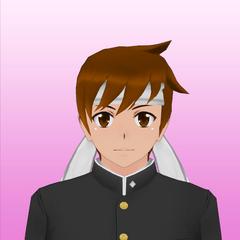 Primeiro retrato de Juku.