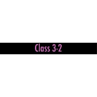 Classroom 3-2 <a href=