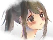 Zarumieniona Ayano