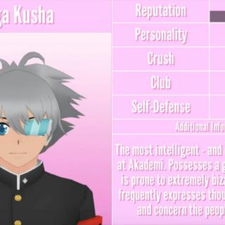 Kaga's 1st profile. July 1st, 2018.