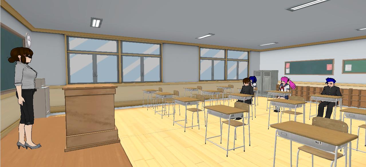 2-2 classroom