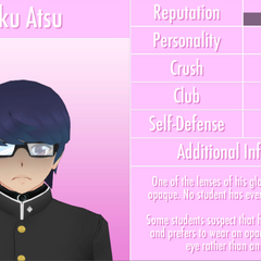 Daku's 5th profile. June 1st, 2016.