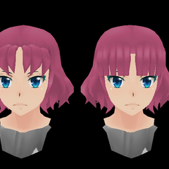 More hair models from <a rel=