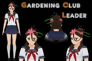 Yandere simulator gardening club leader by qvajangel-dau2zn4