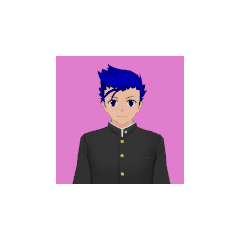 Ryusei's 3rd portrait. August 18th, 2015.