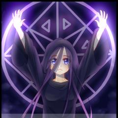 Afiche del Club de Ocultismo.