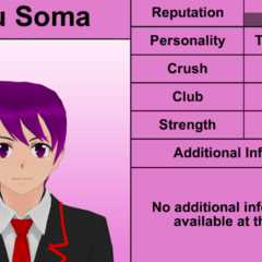Riku's 7th profile. February 17th, 2016.