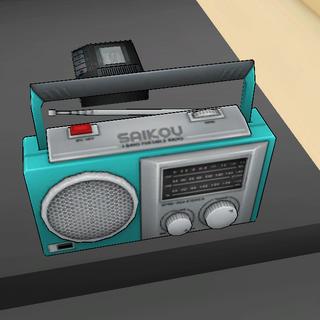 收音機在電腦教室裡 [01/04/2016]