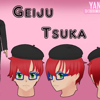 Geiju's model by <a rel=