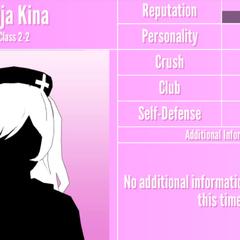Muja's 3rd silhouette profile. June 1st, 2020.