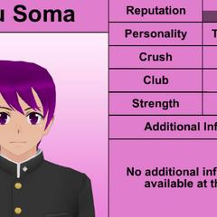 Riku的第六版個人資料 [08/02/2016]
