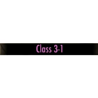 Classroom 3-1 <a href=