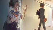 Ayano i Senpai w Yandere-chan's Childhood 8