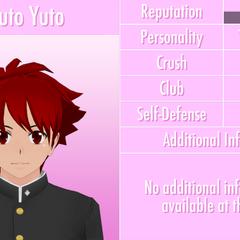 Décimo perfil de Haruto.