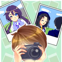 Afiche del Club de Fotografía.