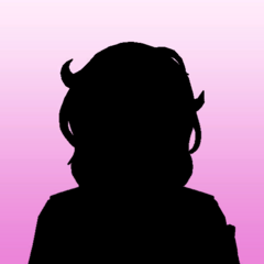 Oka's 1st silhouette portrait. March 14th, 2020