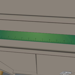 The ruler inside <a href=