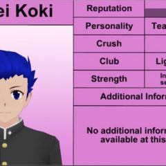Ryusei的第五版個人資料 [11/2015]
