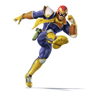 Captain Falcon.