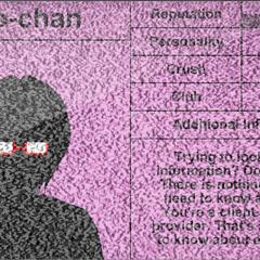 Info-chan的第一版個人資料