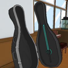 大提琴箱裡的能量劍 [03/06/2016]