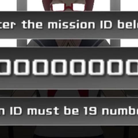 Caixa onde o código pode ser colocado.