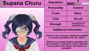 Supana Churu Profile