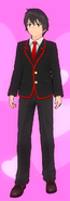 Male Uniform 5 April