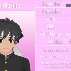 Quinto perfil de Budo.
